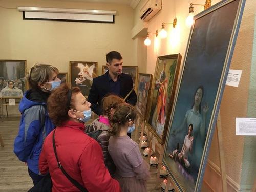 Odessa_ZhenShanRen_exhibition
